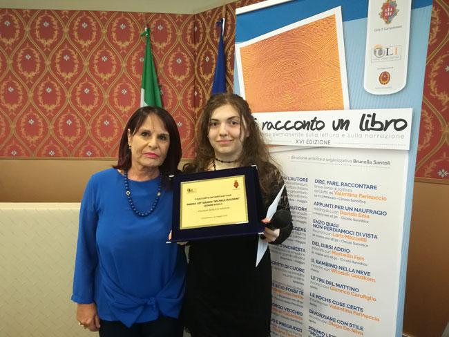 Alessia Ruggirello Gabriella Buldrini