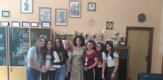 Bojano campionati studenteschi ginnastica successo Alfano