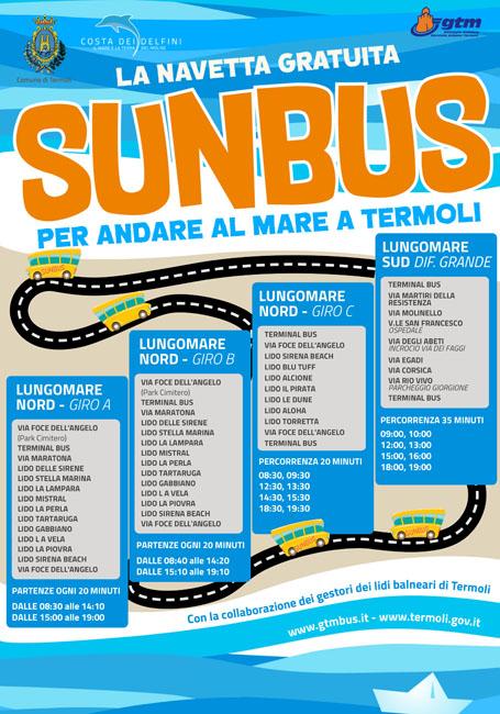 Sunbus manifesto