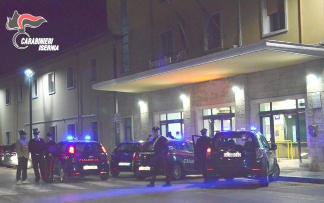 carabinieri stazione Termoli