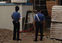 controlli Carabinieri tutela lavoro