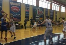 The Molise Project International Basket Challenge buona partenza Italia