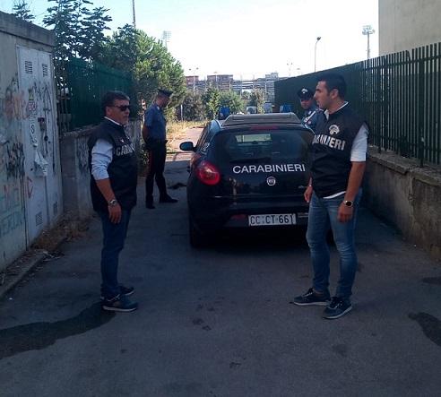 foto operazione Carabinieri