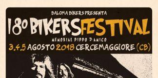 18esima edizione Bikers Festival Cercemaggiore