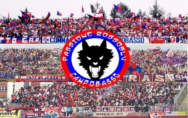 passione rossoblù Campobasso