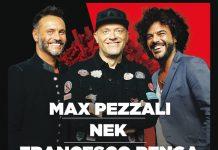 DegustiCous Festival, questa sera Nek, Renga e Pezzali a Termoli