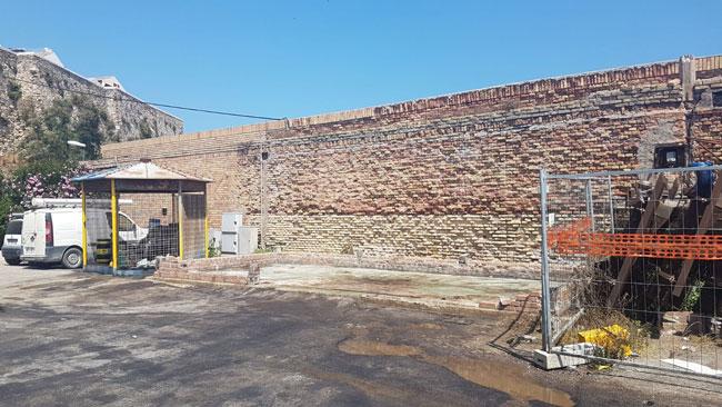 Ripulita area portuale Termoli