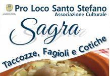 Sagra taccozze, fagioli e cotiche a Santo Stefano