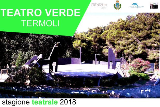 Termoli stagione teatrale estiva Teatro Verdi