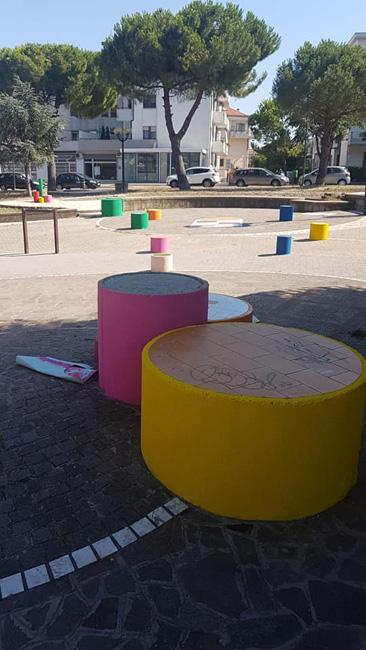 Termoli parco Aldo Moro