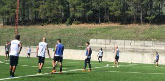 campobasso calcio preparazione