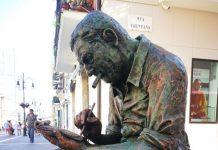statua Iacovitti