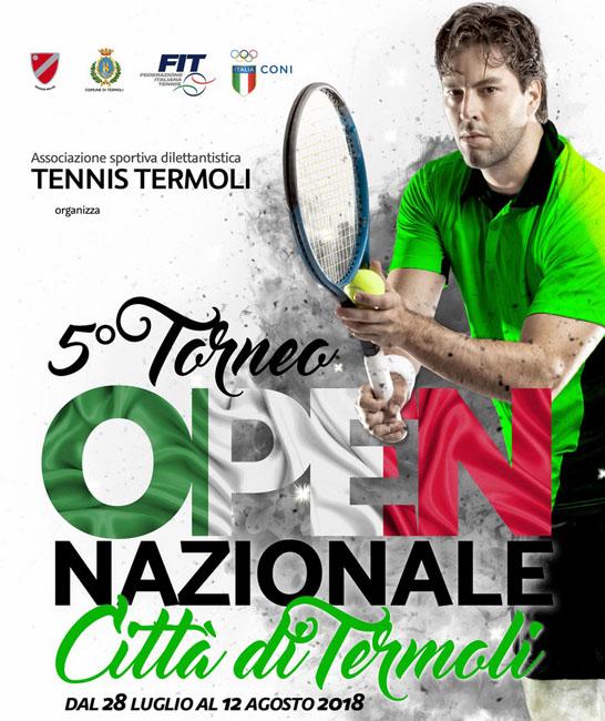 Termoli open tennis successo Riccardo Ghedin