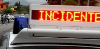 avviso incidente
