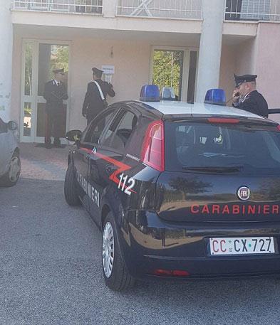 carabinieri controllo abitazioni iacp
