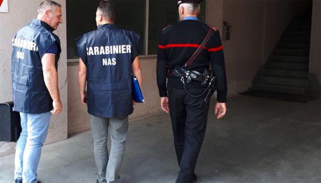 controlli carabinieri nas