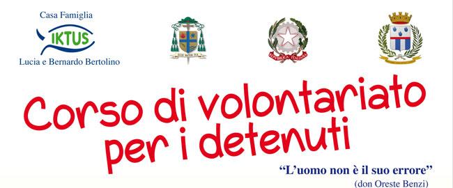 Corso di volontario per i detenuti a Termoli