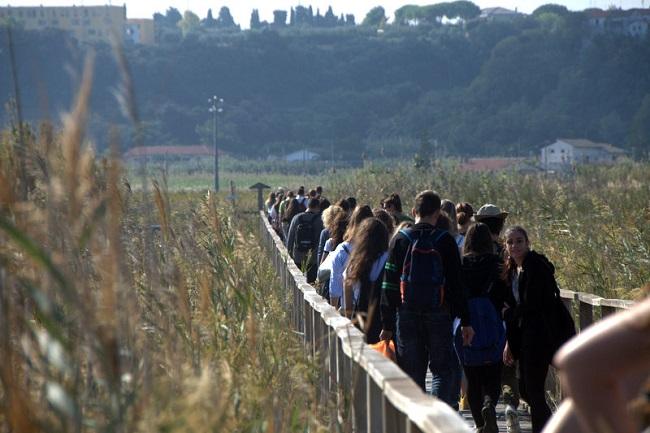 visita studenti Campomarino
