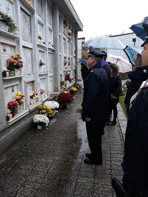carabinieri commemorazione defunti