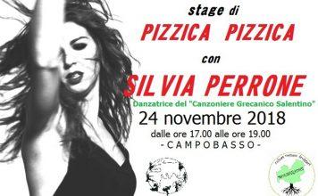 stage Silvia Perrone