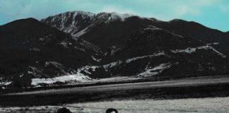 Augusto Ruberto con la moglie Maria Emanuela Verdile sulla montagna di Frosolone