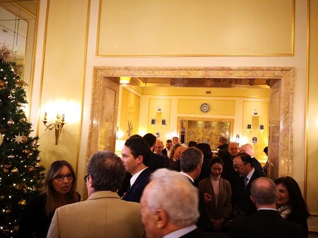 Roma, incontro di Forche Caudine con imprenditori e sindaci molisani