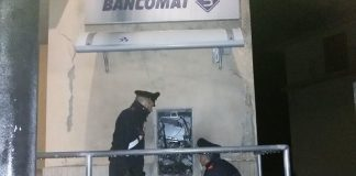 carabinieri sportello bancomat