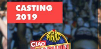 casting Ciao Darwin 2019