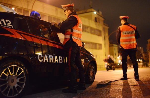 controlli stradali carabinieri
