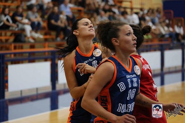 Elisa Mancinelli riparte dalla Magnolia Campobasso