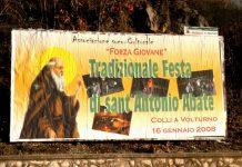 Festa di Sant'Antonio Abate a Colli a Volturno