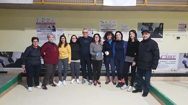 gruppo donne d'alessandro