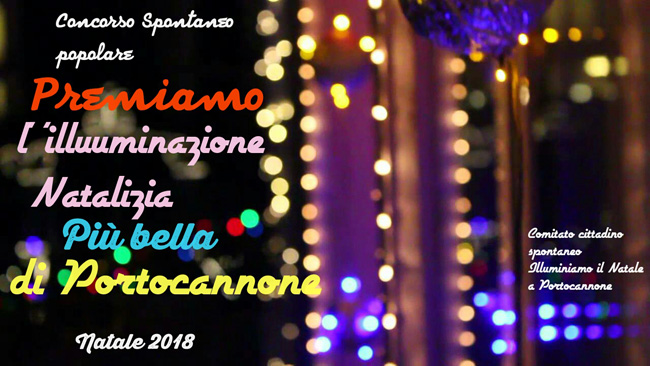 luci a Portocannone