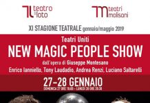 New Magic People Show al Teatro del Loto di Ferrazzano