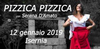 Isernia, stage di pizzica con Serena D'Amato