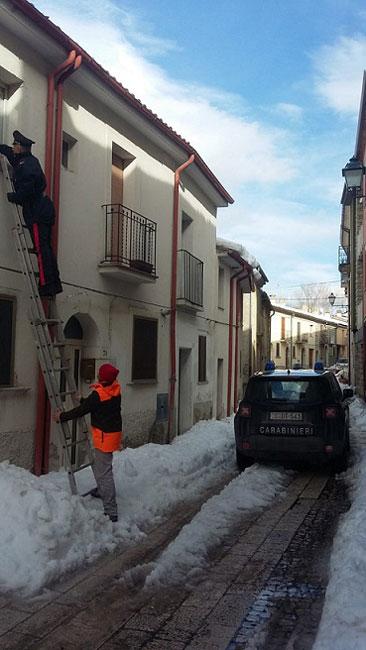 Sant'Angelo del Pesco, anziano scomparso da due giorni: ritrovato