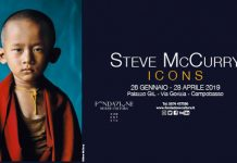 "Mostra ""Icons"" di Steve McCurry Campobasso"