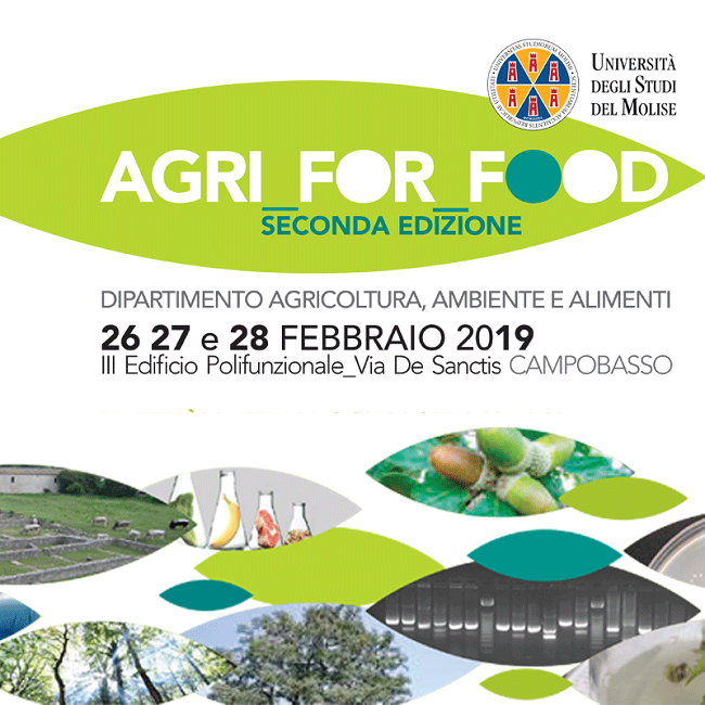 agri for food 2019