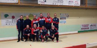 Avis Campobasso impegnata nel Campionato di Terza Categoria