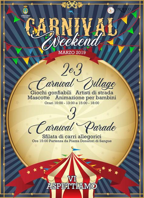 Carnevale Termoli 2019