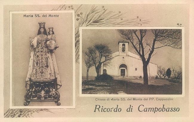 cartolina Madonna del Monte