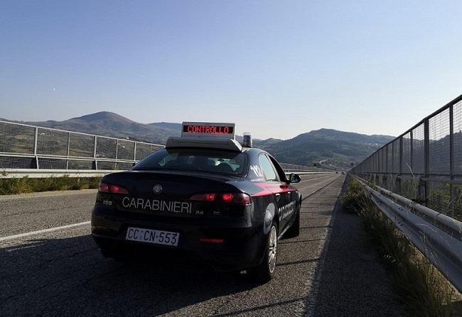 controlli carabinieri strada