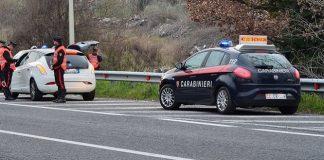 controlli stadali carabinieri