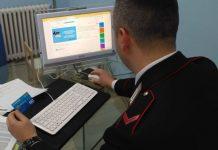 controlli truffa online Carabinieri