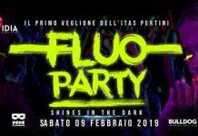 fluo party 9 febbraio 2019