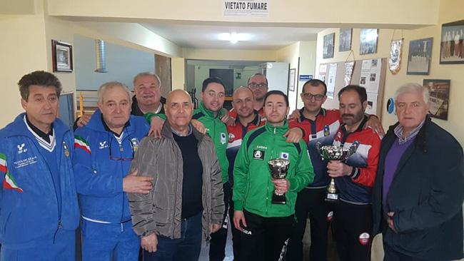 finale Trofeo San Valentino Avis Campobasso