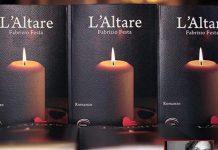 """Il romanzo """"L'Altare"""" di Fabrizio Festa a Isernia"""