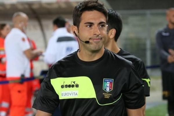 Luca Massimi arbitro