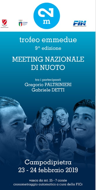 meeting nuoto 2019