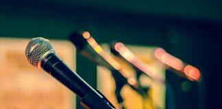 microfono live